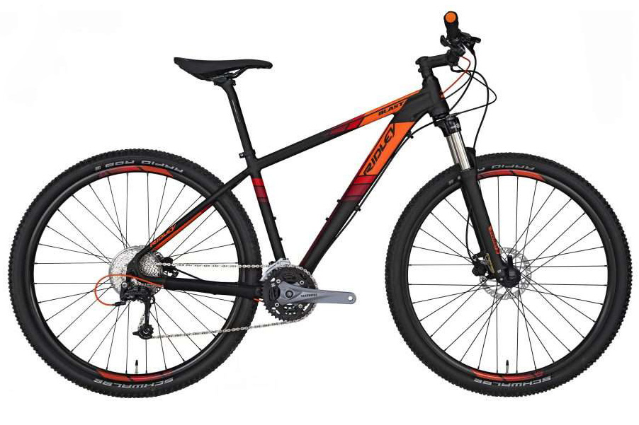 Win een Ridley Mountainbike!!