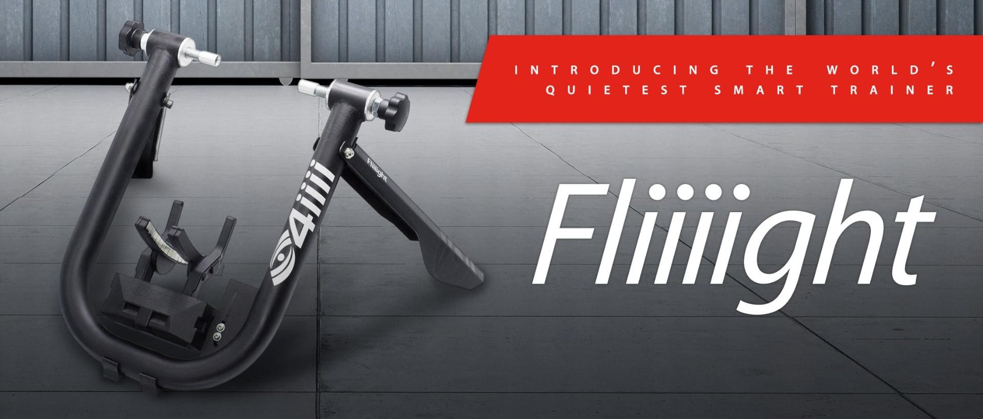 4iiii Fliiiight Smart Trainer