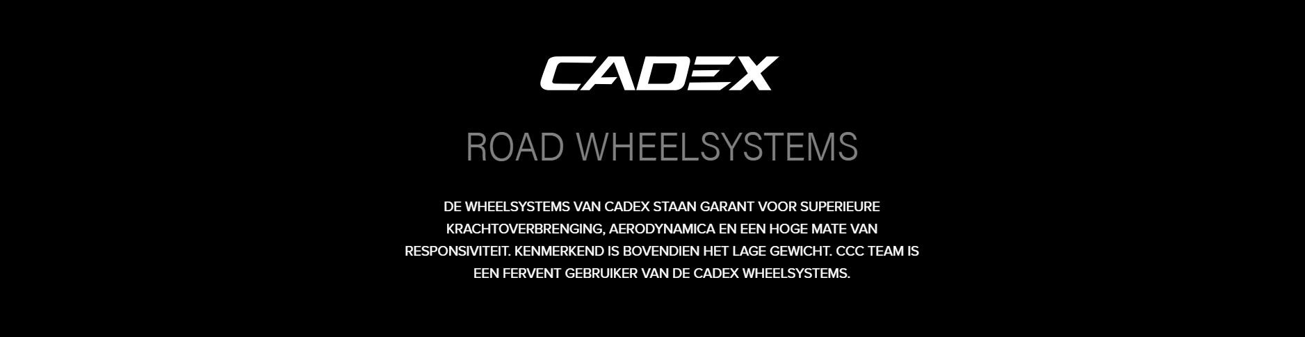 Cadex Roadwheelsystems