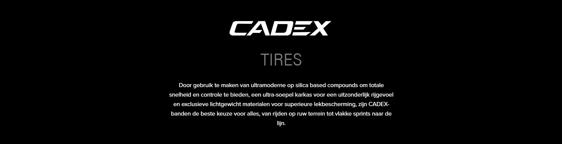 Cadex banden