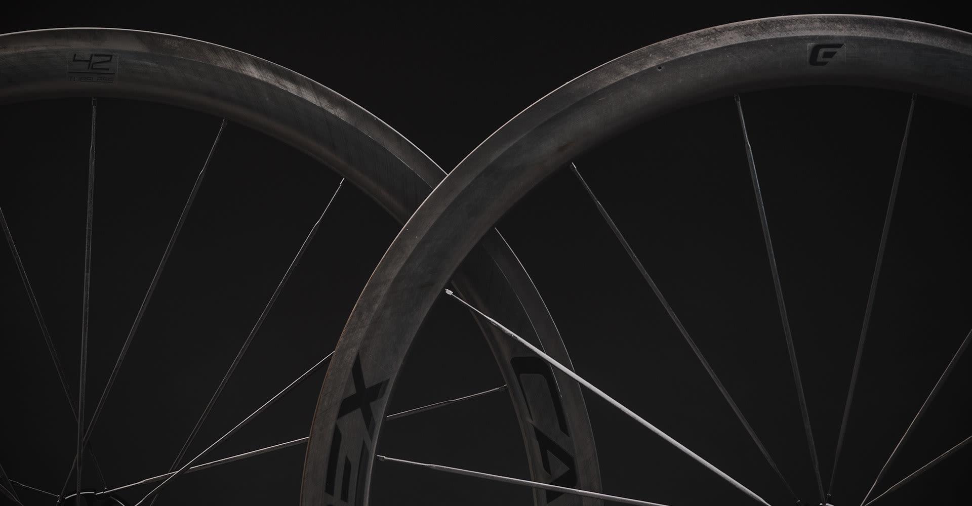 Cadex wielen