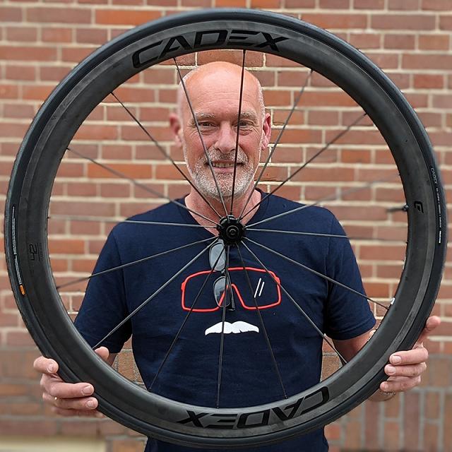 Herbert van Rijn Cadex Cycling