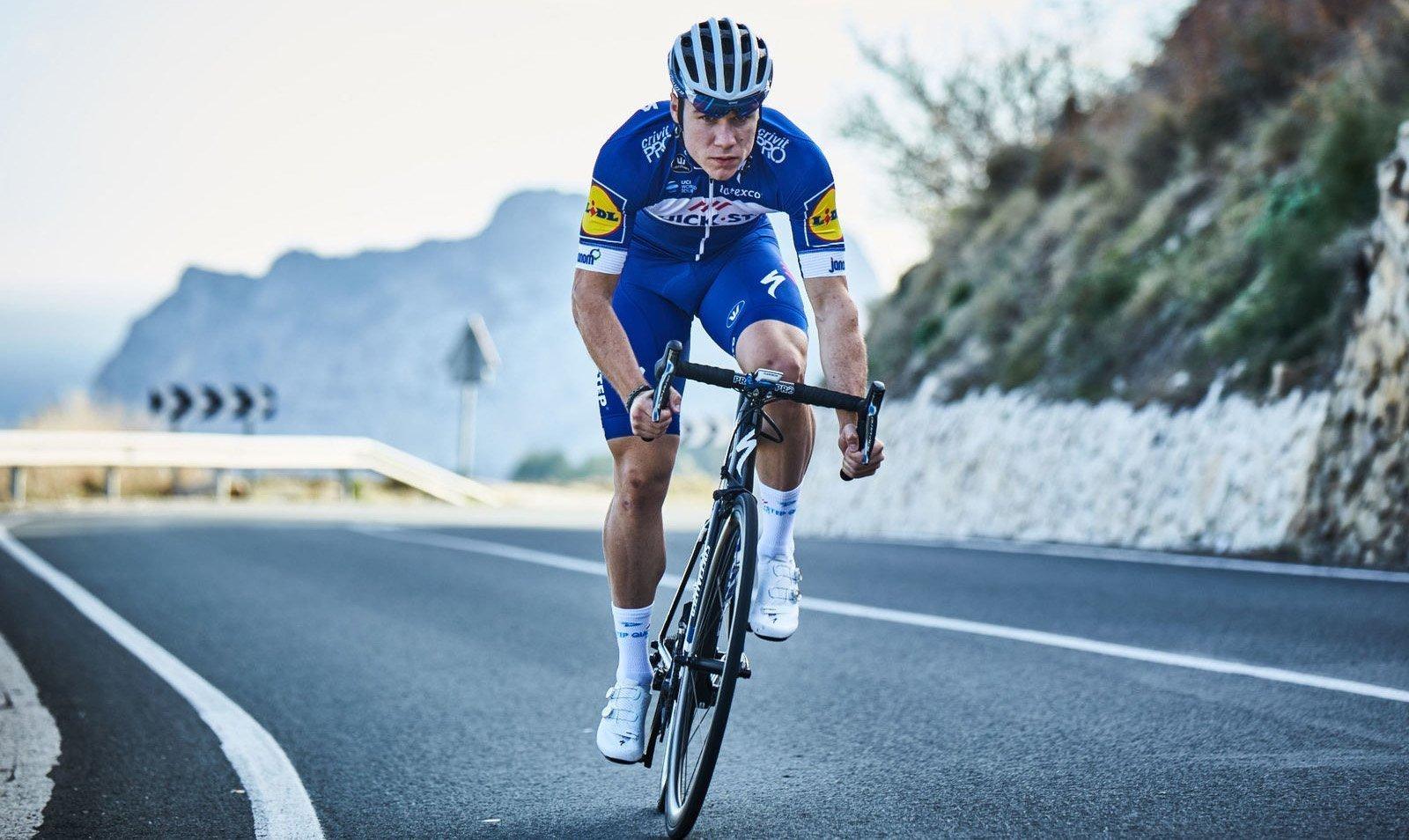 Fabio Jakobsen naar Quickstep