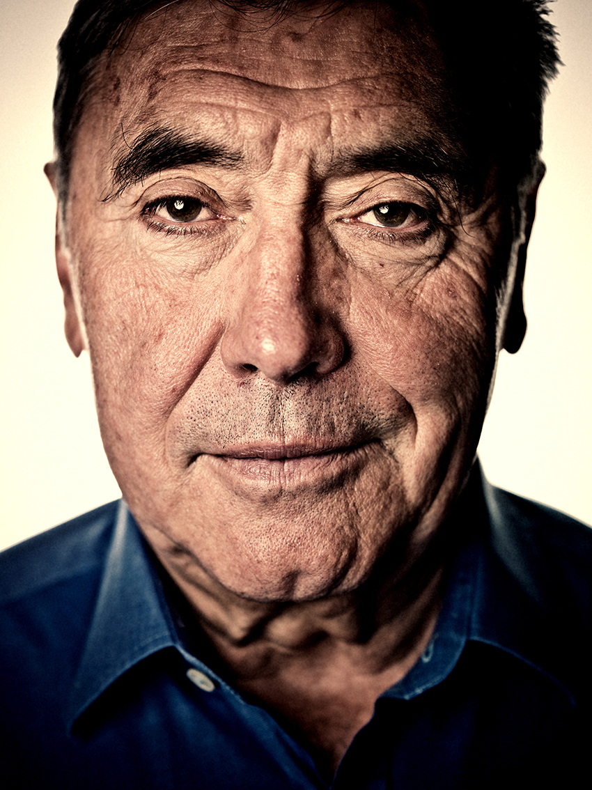 Eddy Merckx portret