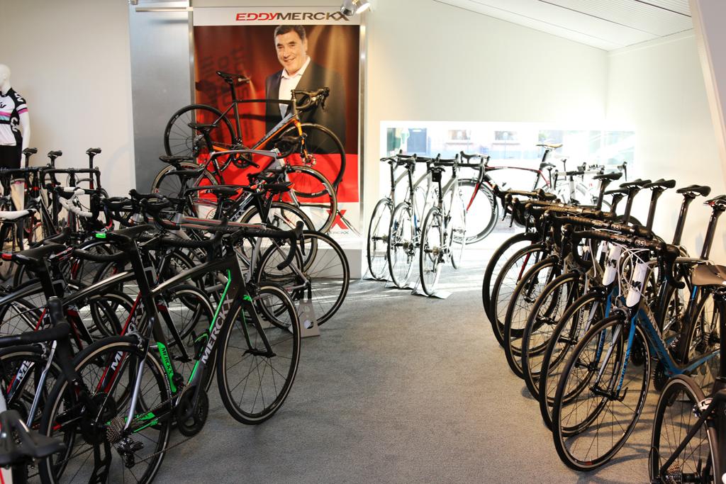 Eddy Merckx winkel